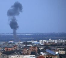 Israeli military says it has started bombing Gaza after rocket strike