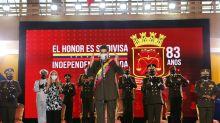 Paramilitares chavistas toman la sede de Acción Democrática, intervenida por el régimen