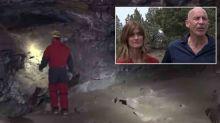 'Really shocked': Couple's startling find under property