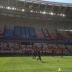Japan quake adds to team's worries ahead of Colombia opener