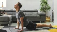 Sequência de ioga para aliviar as tensões nas costas