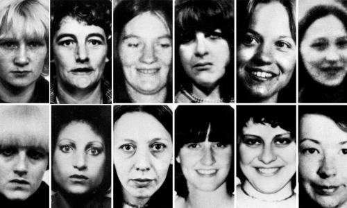 Police offer 'heartfelt apology' to families of Yorkshire Ripper victims