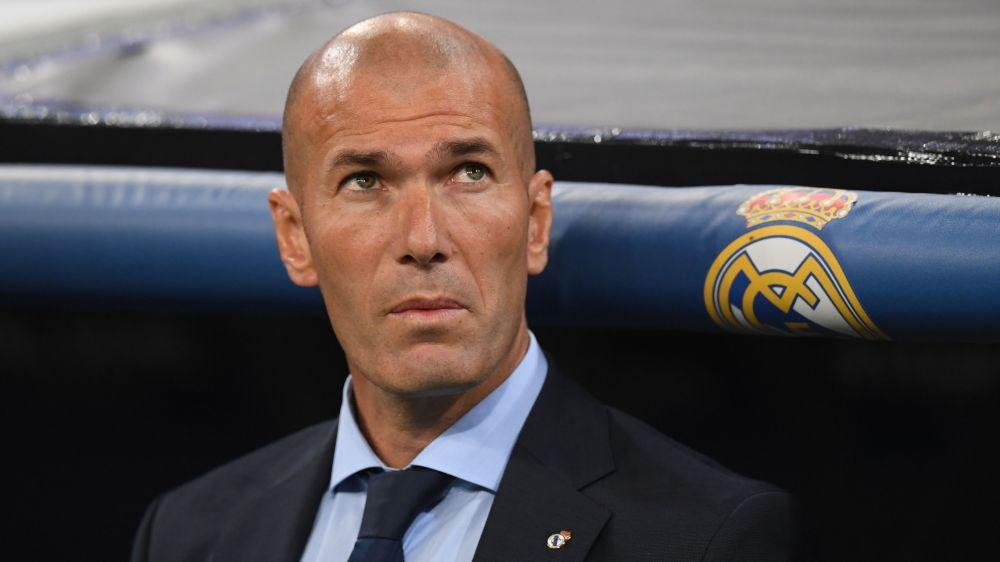 Le Real Madrid de Zinédine Zidane égale le Santos de Pelé