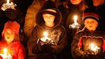 "Newtown Residents Ask, ""Why Did This Happen?"""