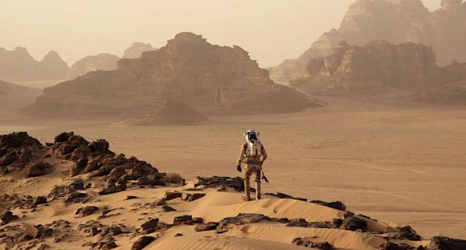 'The Martian' author Andy Weir: Private space travel is 'critical'