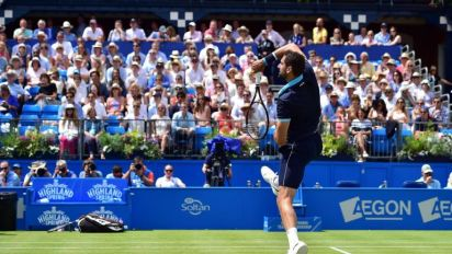 Queen's Club 2017 live: Quarter-final action from the Aegon Championships