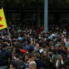 Catalonia refuses to renounce independence, anti-government protests form