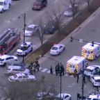 Chicago shooting: Three killed and gunman shot dead after opening fire at Mercy Hospital