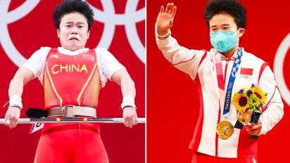 China enfurece por la foto de una de sus medallistas en Tokio
