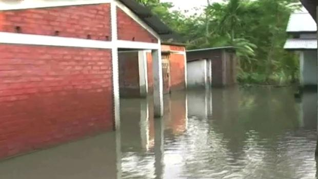 Over 13.8 lakh people affected in Assam flood