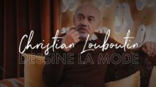 Christian Louboutin dessine la mode