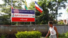 Myanmar political party chief arrested for prison escape
