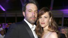 Ben Affleck y Jennifer Garner finalmente alcanzan acuerdo de divorcio
