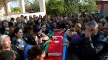 Armenia and Azerbaijan vow to keep fighting as deaths mount