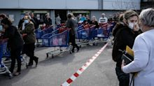 INFORMATION EUROPE 1 : Les industriels de l'agro-alimentaire préparent du stock en vue d'un reconfinement
