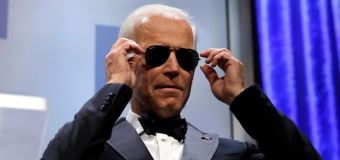 Biden campaign bleeds cash, spent $1M on private jets