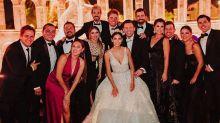 El actor José Ron fue a la boda COVID de Mexicali y se desquita con los medios por ventilarlo