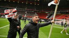 Solskjaer says Man Utd fans' protest went 'too far'