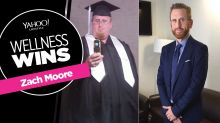 'I feared each day was going to be my last': How one man lost 354 pounds