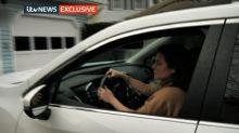 Harry Dunn crash suspect Anne Sacoolas filmed behind the wheel in the US