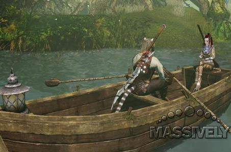 ArcheAge alpha is officially underway