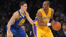 Why Mychal Thompson was nervous for Klay's first game vs. Kobe Bryant