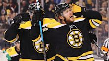 David Pastrnak single-handedly shreds Maple Leafs with six-point night