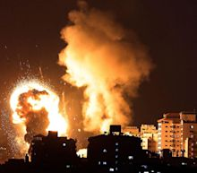 Palestinians killed in Israeli strikes on Gaza militant targets