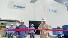 Standard Lithium Marks Commencement of Operations at Arkansas Plant With a Virtual Ribbon Cutting Ceremony