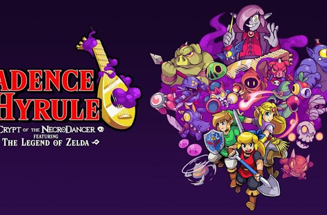 'Cadence of Hyrule' blends 'Zelda' and beats on June 13th