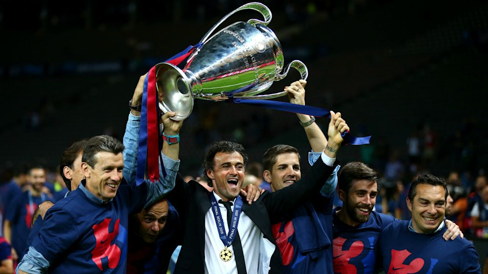 Luis Enrique to take year off after leaving Barcelona