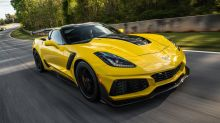 2019 Chevy Corvette ZR1 First Drive Review: It's lit