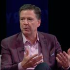 James Comey: If Trump Weren't President He'd Be 'In Serious Jeopardy' Over Cohen
