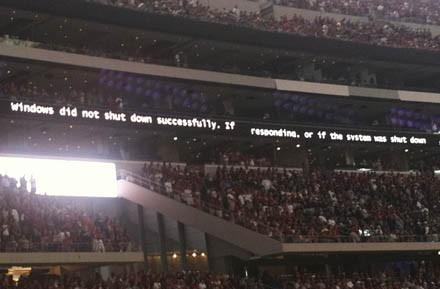 Offensive line not the only thing broken at Oklahoma game