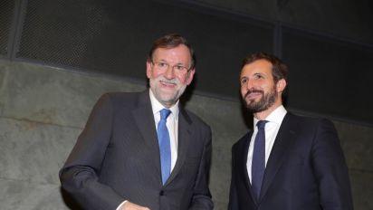 Rajoy y Casado arroparán a Feijóo en el aniversario de su primera victoria