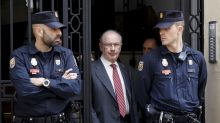 Spain court confirms jail sentence for former IMF chief Rato