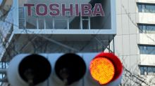 Toshiba dives on nuclear woes, S&P warns over rating