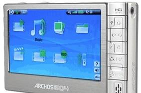 Archos 604 30GB portable media player reviewed