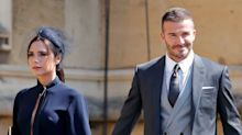 Victoria Beckham Comments on the Royal Wedding