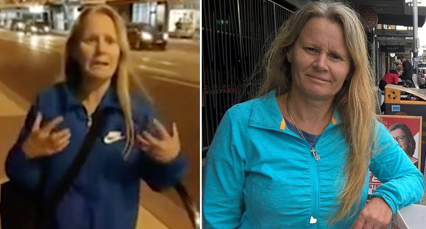 'I was born here': Election candidate denies racist claims after street rant caught on video
