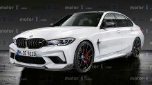 Descubre nuestra recreación del futuro BMW M3 2020