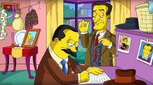 La commedia italiana in versione Simpson