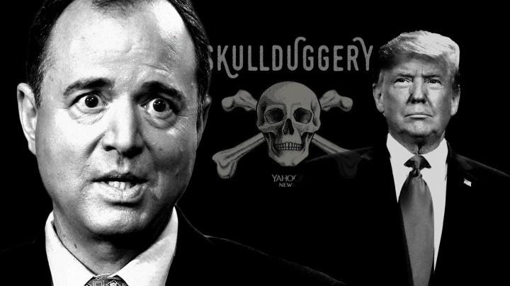 Schiff: Trump was 'prepared to essentially betray' U.S.