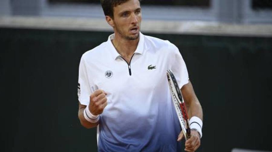 Tennis - Challenger - Arthur Rinderknech bat Benjamin Bonzi en finale du Challenger d'Istanbul
