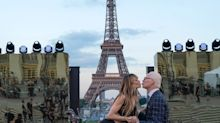 Heidi Klum and Tim Gunn take their new Amazon fashion series 'Making the Cut' to Paris