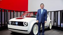 Honda Bets on a New CEO to Lead the Company Into the Electric Era