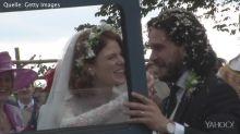 """Jon Snow heiratet """"Wildling"""" Ygritte: Serienkollegen geben sich die Ehre"""