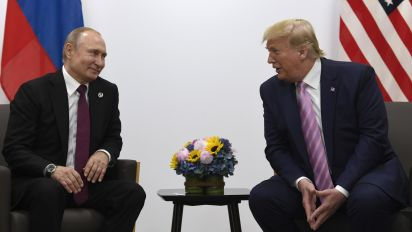 Russia denies backing Trump's reelection