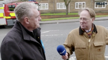 Tory candidate caught on camera staging 'friendly' meeting with voter