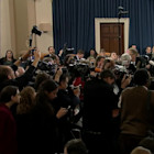 Second day of Trump impeachment hearings start